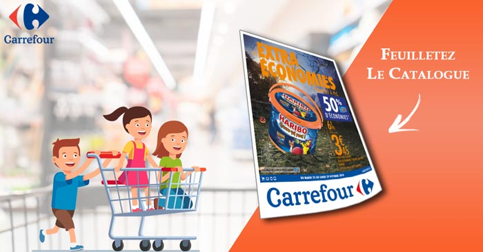 Catalogue Carrefour Du 23 Au 29 Octobre 2018
