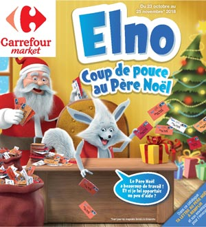 Catalogue Jouets Carrefour Market Noël 2018