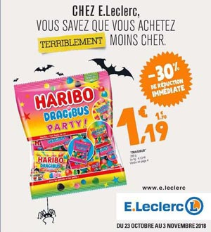 Catalogue E.Leclerc Du 23 Octobre Au 3 Novembre 2018