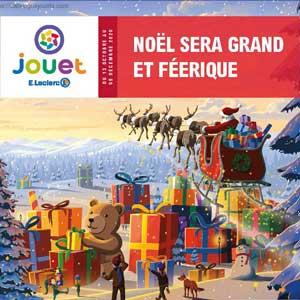 Catalogue Jouets E-Leclerc Noël 2020