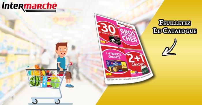 Catalogue Intermarché Du 30 Octobre Au 11 Novembre 2018 EN GROS C'EST MOINS CHER