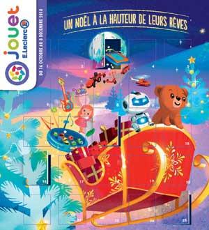 Catalogue Jouets E-Leclerc Noël 2018