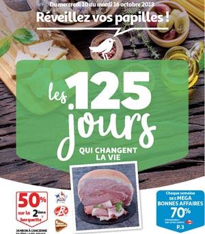 Catalogue Auchan Supermarché Du 10 Au 16 Octobre 2018