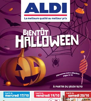 Catalogue ALDI Du 17 Au 23 Octobre 2018