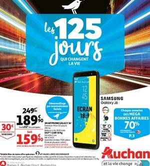 Catalogue Auchan Hypermarché Du 24 Au 30 Octobre 2018