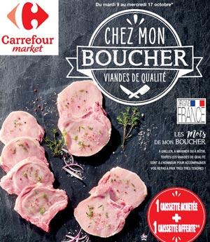 Catalogue Carrefour Market Du 09 Au 17 Octobre 2018