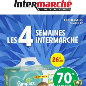 Catalogue Intermarché Hyper Du 1er Au 7 Octobre 2018