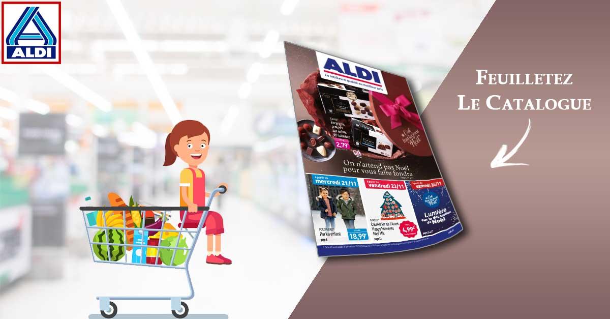 Catalogue Aldi Du 21 Au 27 Novembre 2018 Noël