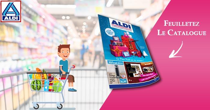 Catalogue Aldi Du 7 Au 13 Novembre 2018