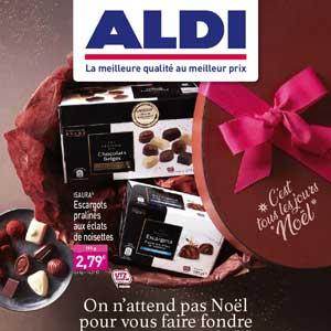 Catalogue Aldi Noël Du 21 Au 27 Novembre 2018