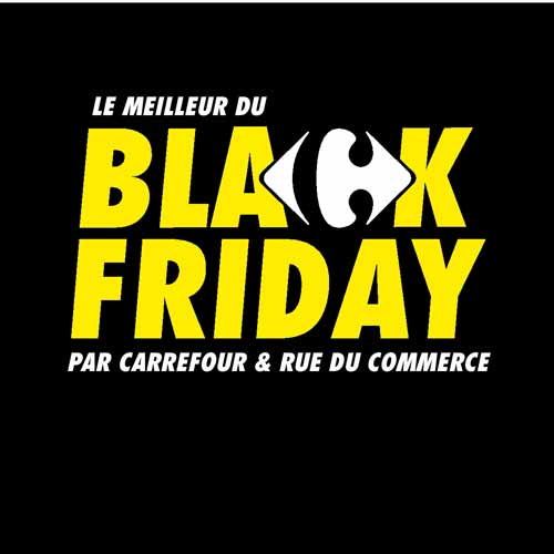 Catalogue Carrefour Black Friday Du 19 Au 25 Novembre 2018