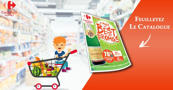 Catalogue Carrefour Market Du 6 Au 11 Novembre 2018 Le Mois Des Best Of Promos Épisode 2
