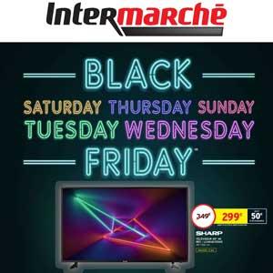 Catalogue Intermarché Black FRIDAY Du 20 Au 26 Novembre 2018