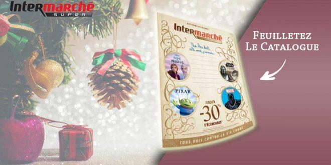 Catalogue Jouets Intermarché Noël 2020