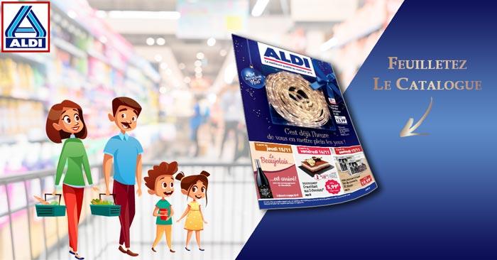 Catalogue Aldi Du 14 Au 20 Novembre 2018