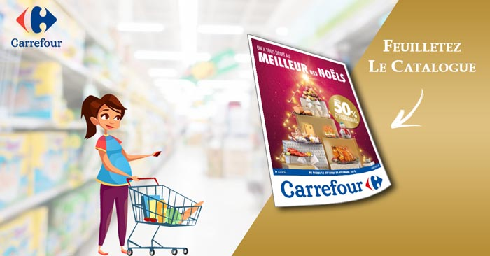 Catalogue Carrefour Du 18 Au 24 Décembre 2018