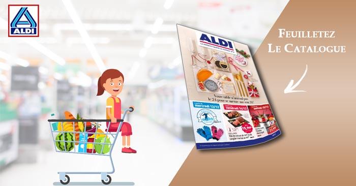 Catalogue Aldi Du 12 Au 18 Décembre 2018