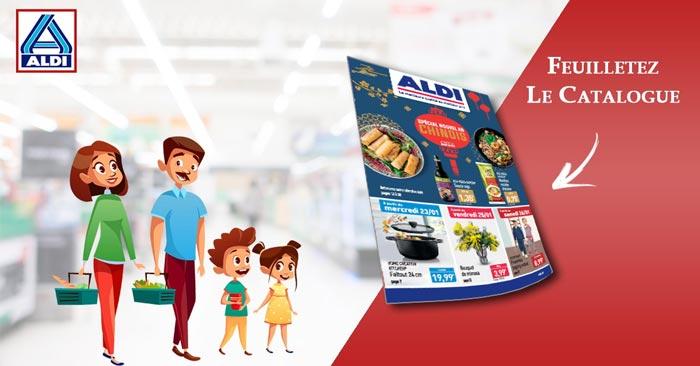 Catalogue Aldi Du 23 Au 29 Janvier 2019