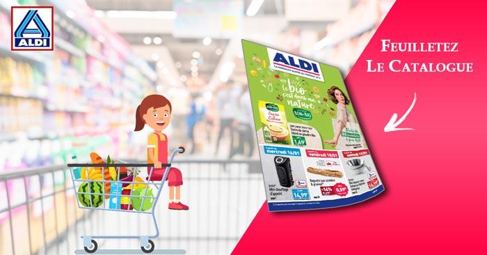 Catalogue Aldi Du 16 Au 22 Janvier 2019