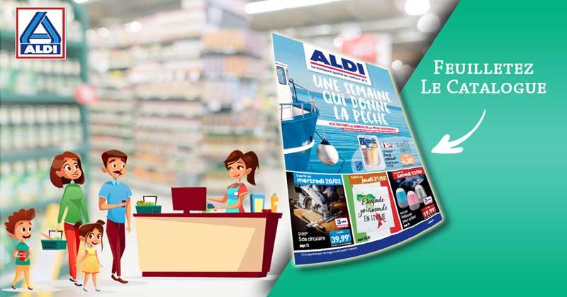 Catalogue Aldi Du 20 Au 26 Février 2019