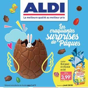 Catalogue Aldi Du 25 Au 31 Mars 2019