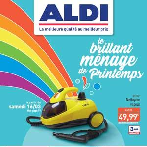 Catalogue Aldi Du 11 Au 17 Mars 2019