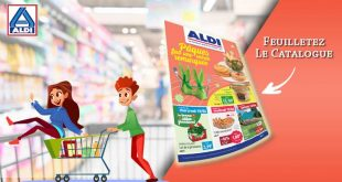 Catalogue Aldi Du 8 Au 14 Avril 2019