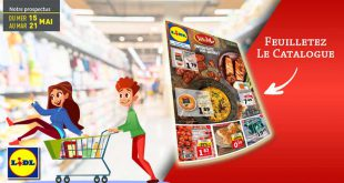 Catalogue Lidl Du 15 Au 21 Mai 2019