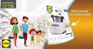 Catalogue Lidl Du 29 Mai Au 4 Juin 2019