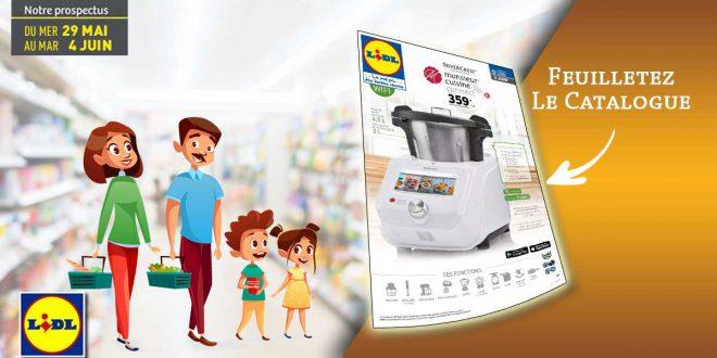 Catalogue Lidl Du 29 Mai Au 4 Juin 2019