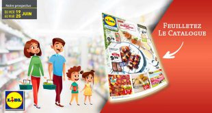 Catalogue Lidl Du 19 Au 25 Juin 2019