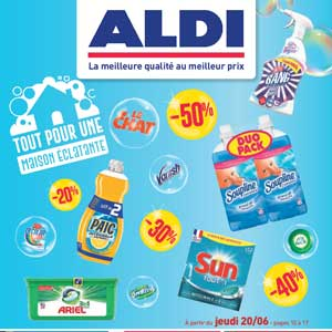 Catalogue Aldi Du 17 Au 23 Juin 2019