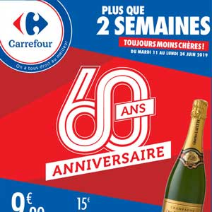 Catalogue Carrefour Du 11 Au 24 Juin 2019