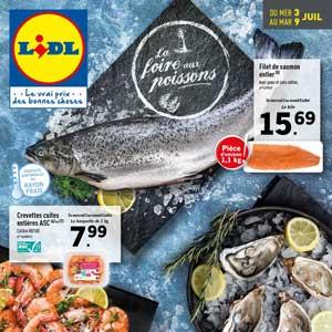 Catalogue Lidl De la semaine