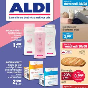 Catalogue Aldi Du 26 Août Au 1er Septembre 2019