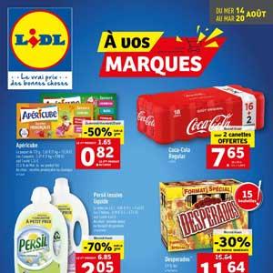 Catalogue Lidl Du 14 Au 20 Août 2019
