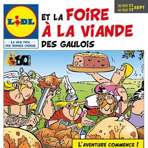 Catalogue Lidl Du 11 Au 17 Septembre 2019