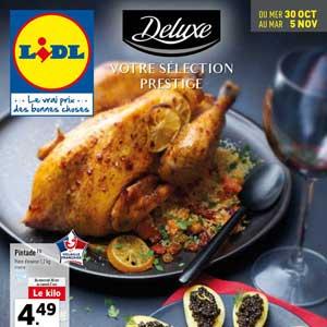 Catalogue Lidl Novembre en ligne