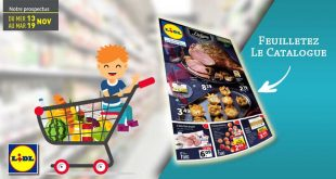 Catalogue Lidl Du 13 Au 19 Novembre 2019