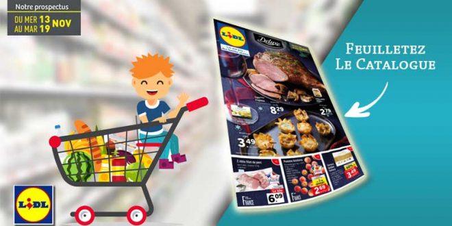 Catalogue Lidl Du 13 Au 19 Novembre 2019