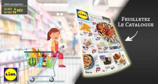 Catalogue Lidl en ligne