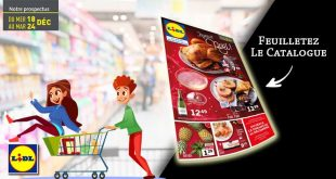 Catalogue Lidl noel en ligne