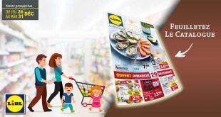 Catalogue Lidl noel en ligne