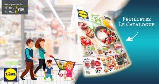 Catalogue Lidl en ligne Du 5 Au 11 Février 2020