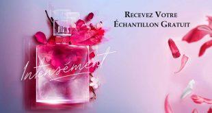 Échantillon Gratuit du Parfum La Vie Est Belle Intensément