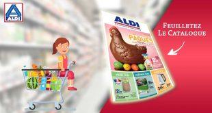 Catalogue Aldi en ligne Du 17 Au 23 Mars 2020