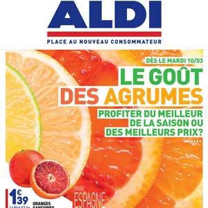 Catalogue Aldi en ligne Du 10 Au 16 Mars 2020