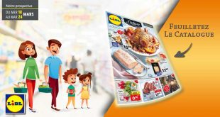 Catalogue Lidl en ligne Du 18 Au 24 Mars 2020
