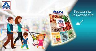 Catalogue Aldi en ligne Du 21 Au 27 Avril 2020