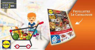 Catalogue Lidl en ligne Du 6 Au 12 Mai 2020